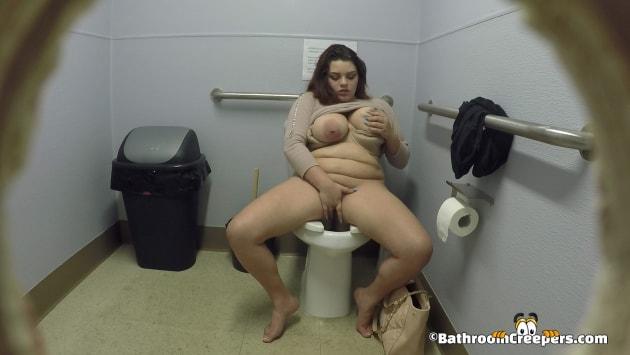 Public Bathroom Spy Cam 32